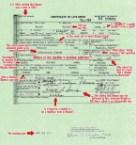 Obama's Birth Certificate As Analyzed By A Birther