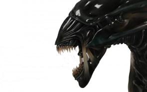 alien mouth