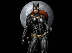 armored batgirl