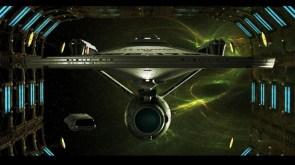 enterprise-A in space dock
