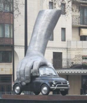 hand car