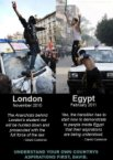 london vs egypt