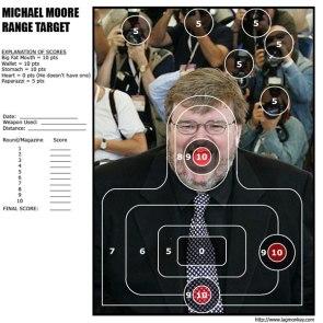 michael moore range target