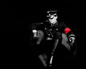 nazi chair