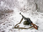 snow machine gun