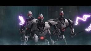 star wars – robot guards