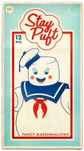 stay puft fancy marshmallows