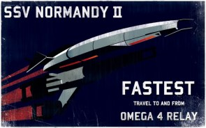 SSV Normandy II – fastest