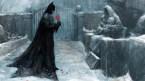 batman at a grave