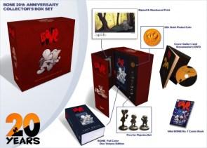 bone – 20th anniversary collectors box set