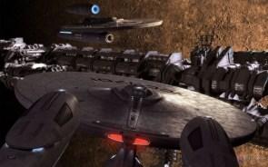 enterprise at moon dock