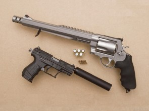 p22 vs mega gun
