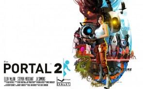 portal 2 movie wallpaper