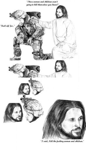 troll jesus – military