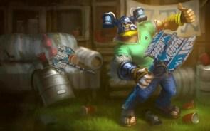 beer god