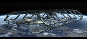 enterprise ncc-1701d in star dock