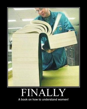 finally – a book on how to understand women