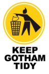 keep gotham tidy