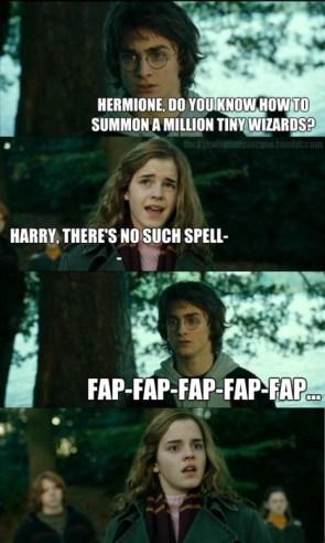 summon a million tiny wizards