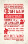 when life gives you lemons – DON'T MAKE LEMONADE