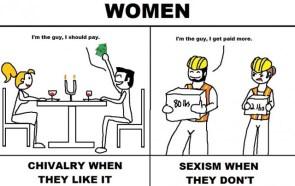women and chivalry