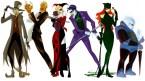 Batman Villians re-imagined
