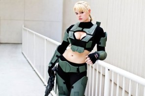 Sexy Halo Girl