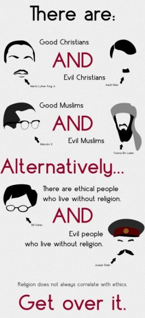 There Are EVIL CHRISTIANS