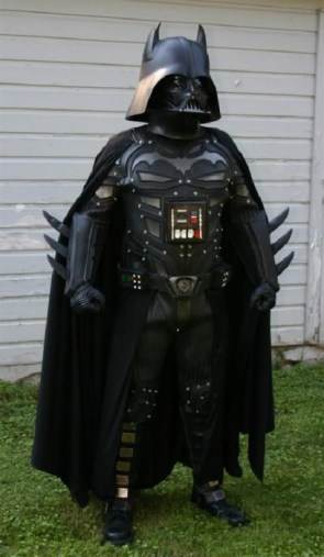 batman darth vader cosplay