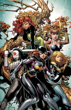 birds of prey Cover v4 number 02