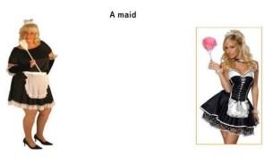 girls vs guys – maid