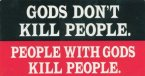 god doesnt kill people