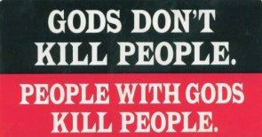 god doesnt kill people