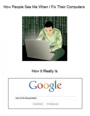 how I really fix computers