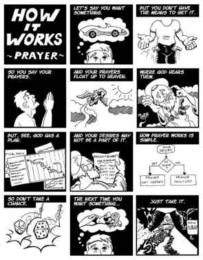 how it works – prayer