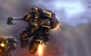 jumpjet space marine