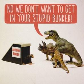 stupid asteroid bunker