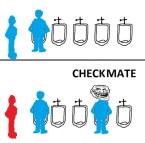 urinal troll