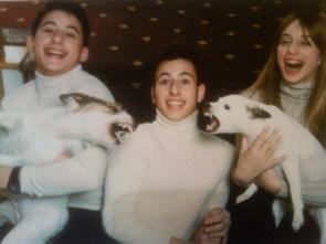 violent family photos