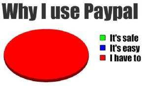 why i use paypal