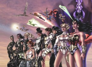 women of the DCU