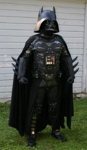 batman darth vader cosplay