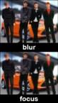 blur – focus