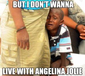 but i dont wanna live with angelina jolie