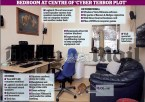 cyber terror plot room