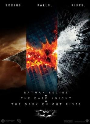 dark knight posters