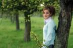 emma watson in a vineyard