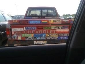 interesting bumper stickers