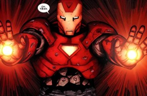 iron man is oh yeah