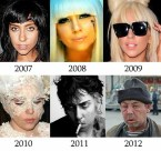 laga gaga through time